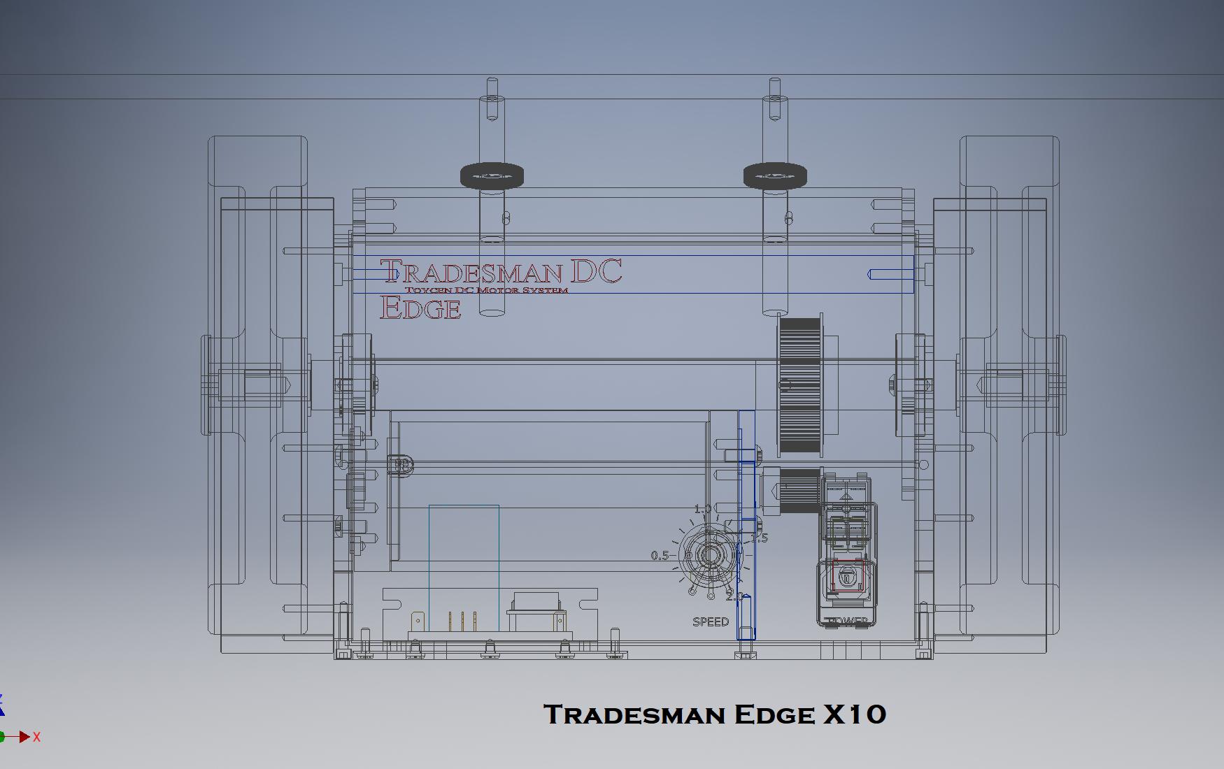 Tradesman DC 10 Twin waterbath